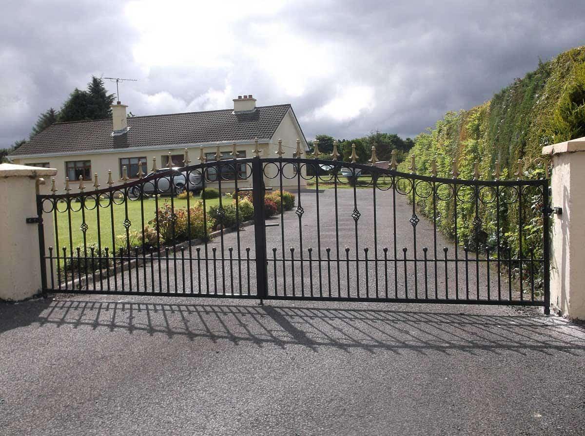 iron gates mayo