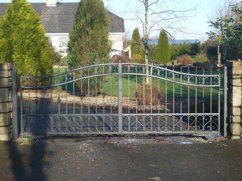 Entrance Gates Roscommon