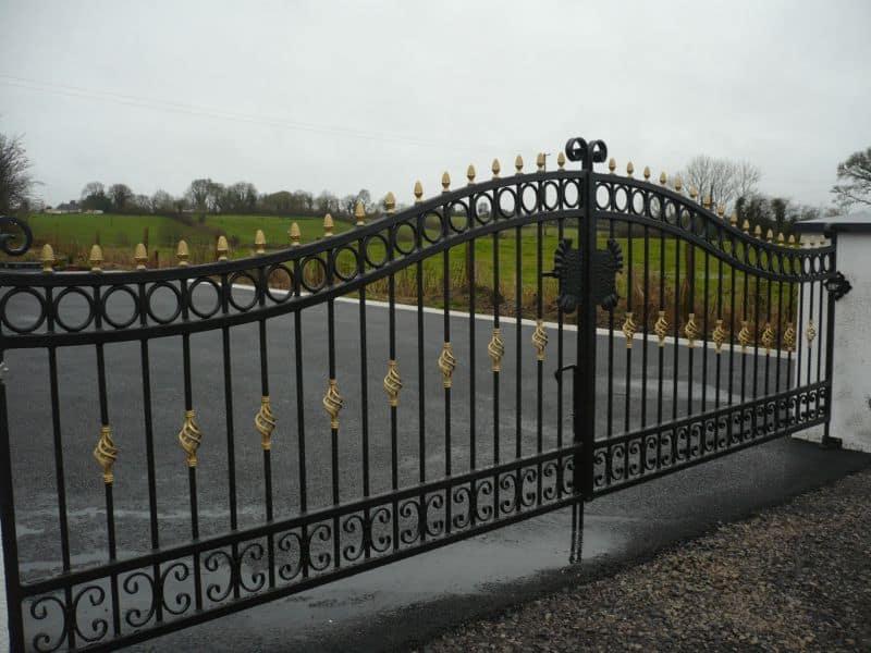entrance gates sligo