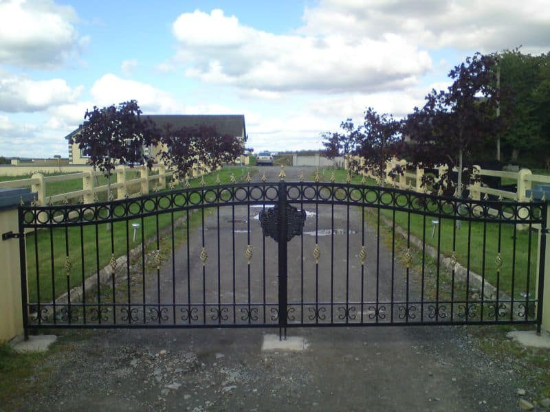 Entrance Gates Mayo