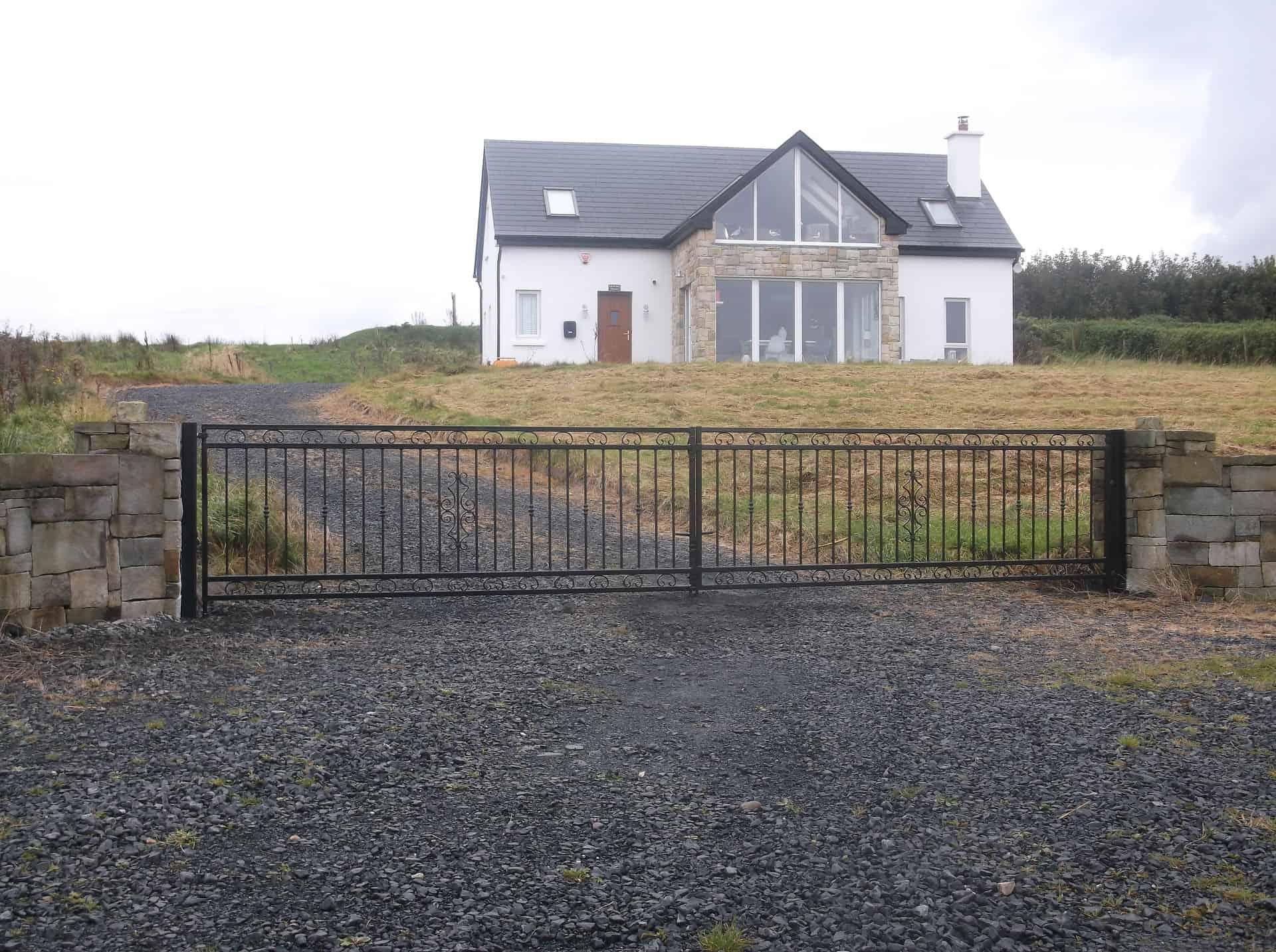 wrought iron gates roscommon