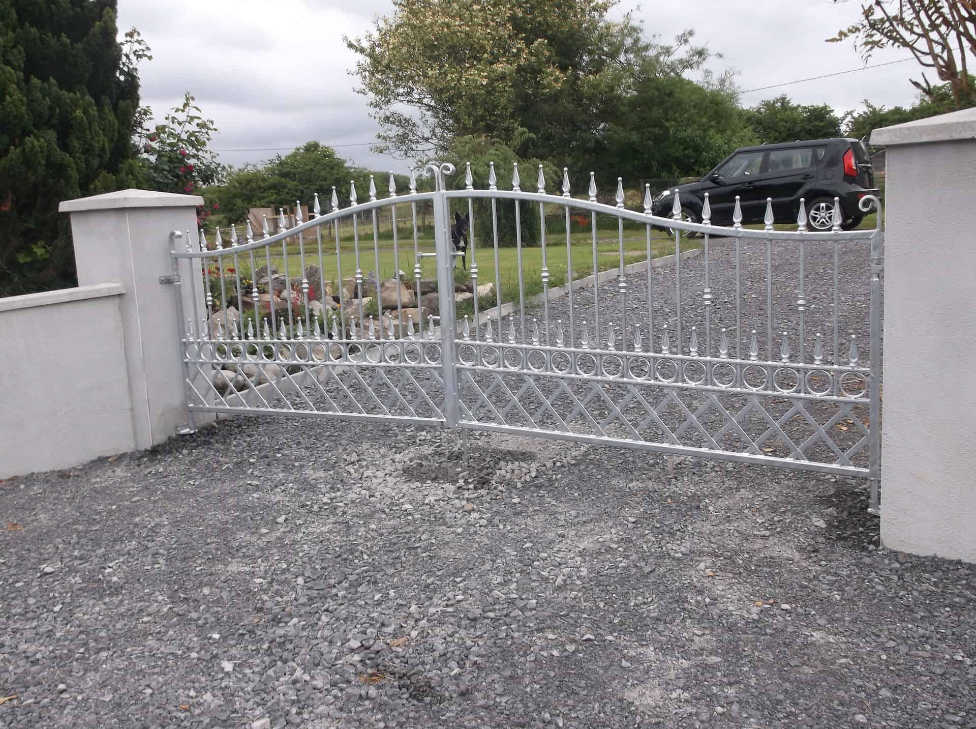 Iron gates roscommon mayo