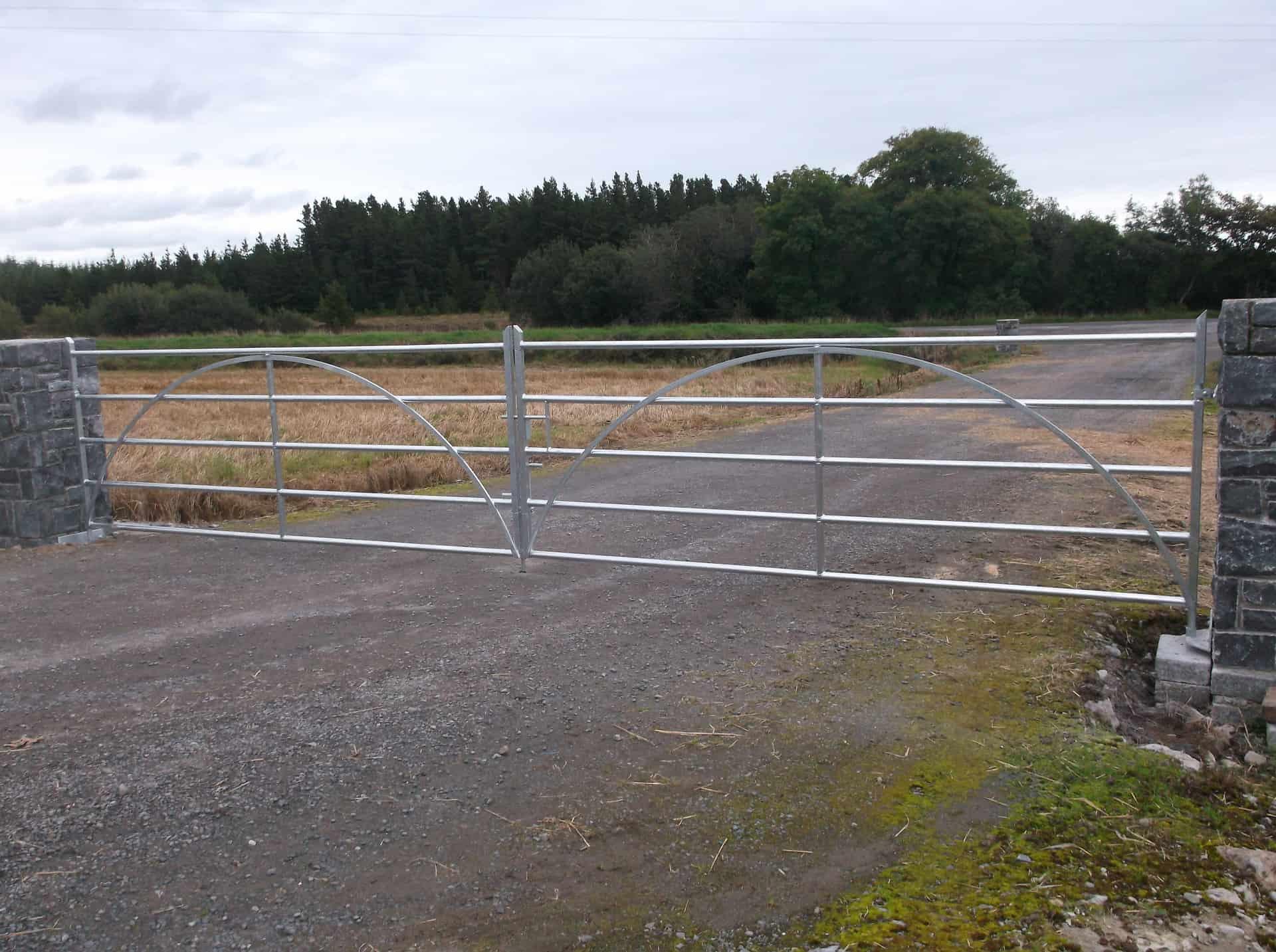 wrought iron gates galway