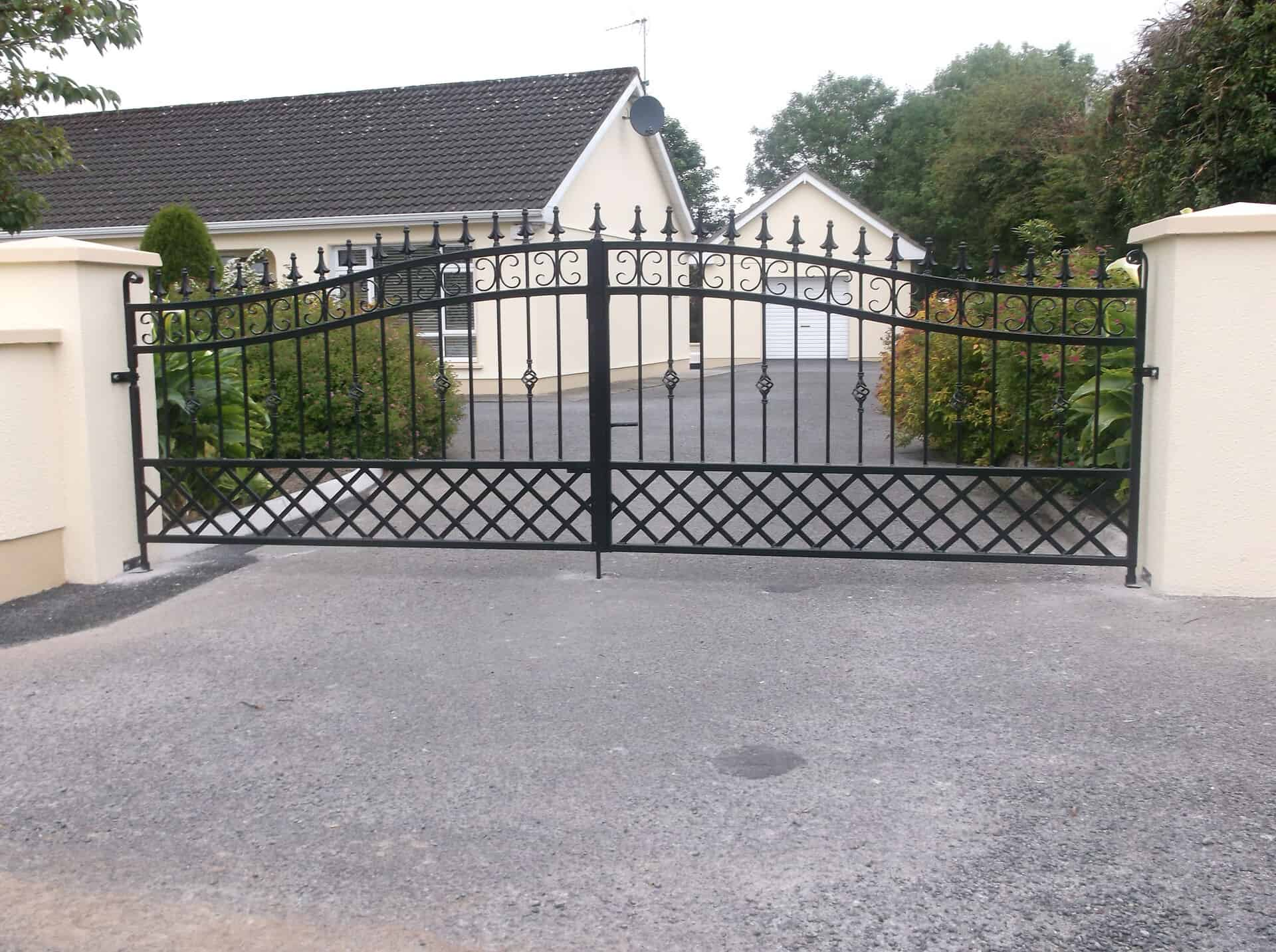 entrance gates ireland